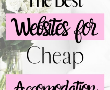 The best websites for saving money on accommodation