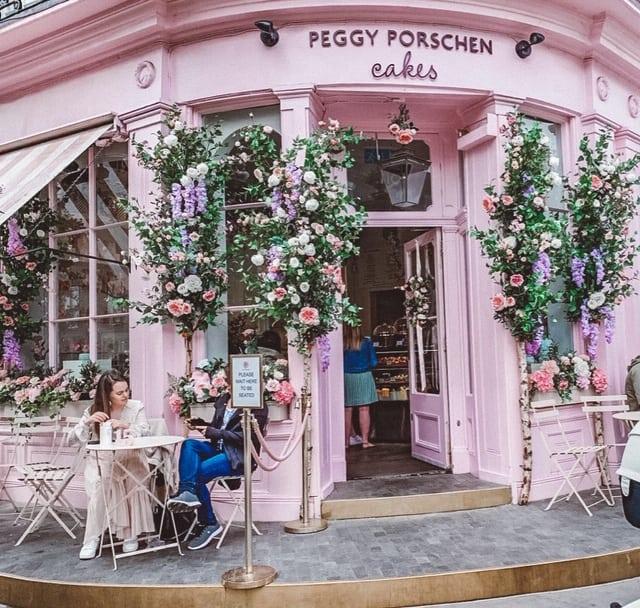 Peggy Porschen Cakes - Instagram photo spot #1