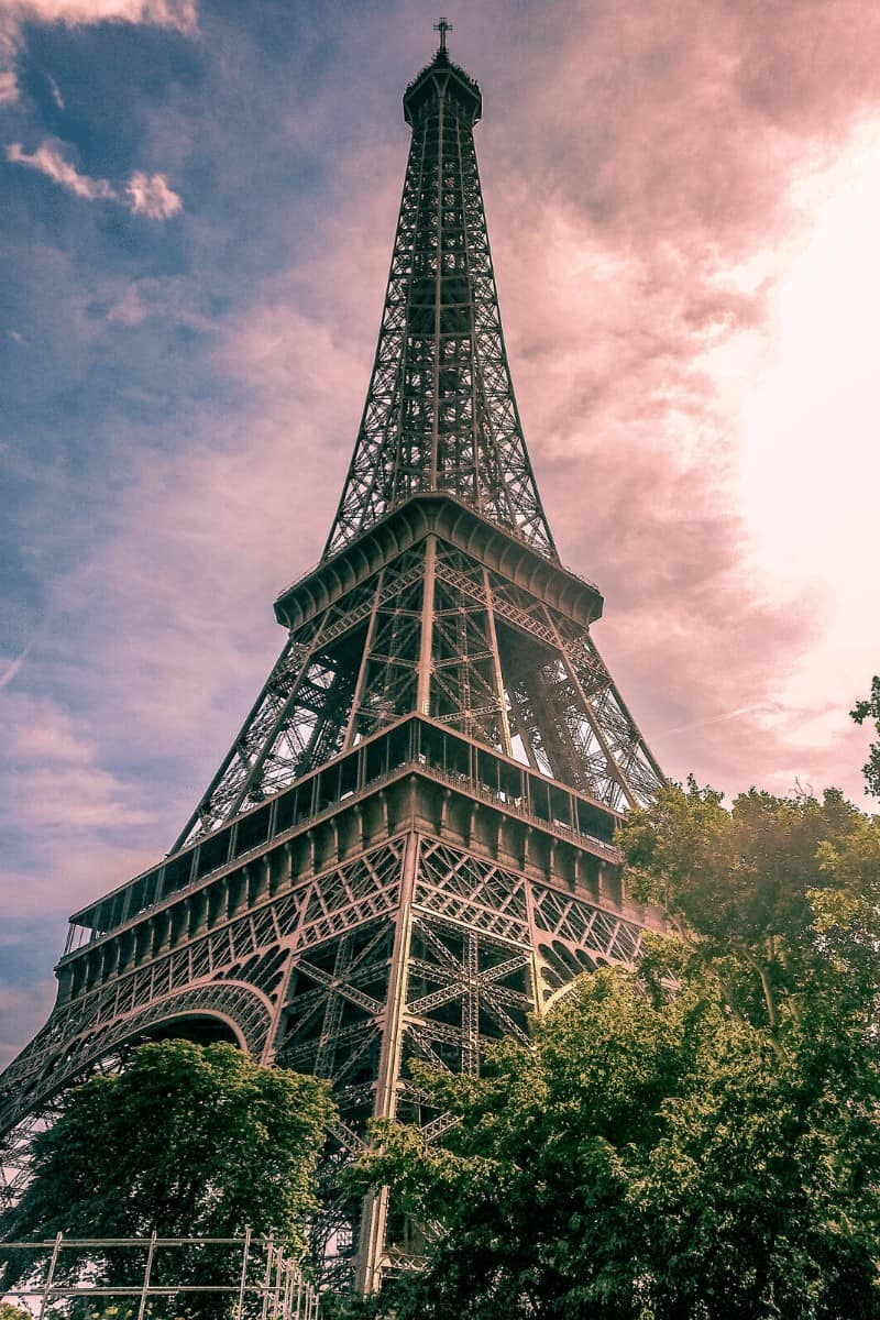 Top things to do in Paris - The Eiffel Tower, Paris