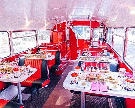 Briget's Bakery bus Tour