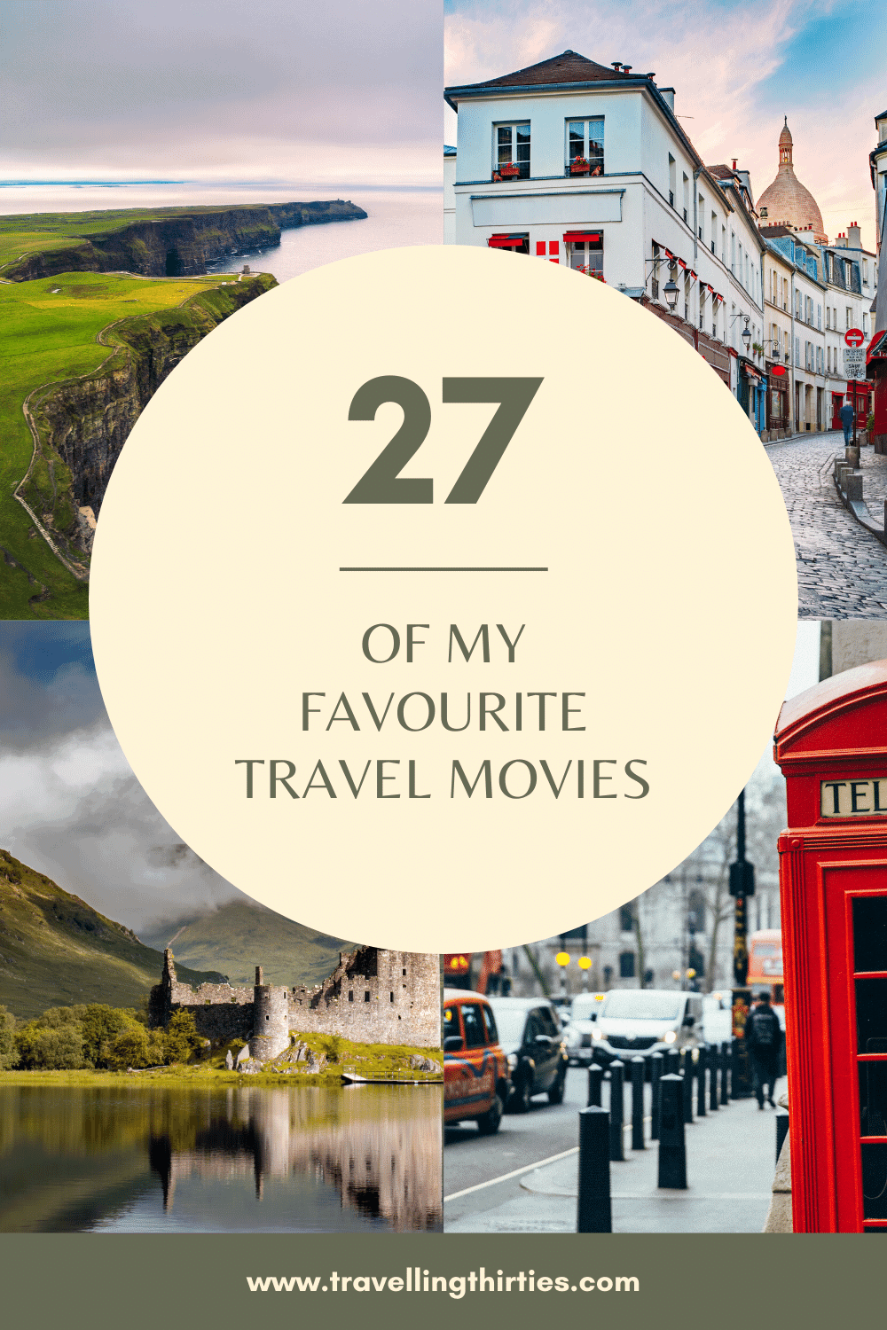 The Ultimate travel movies to inspire your wanderlust