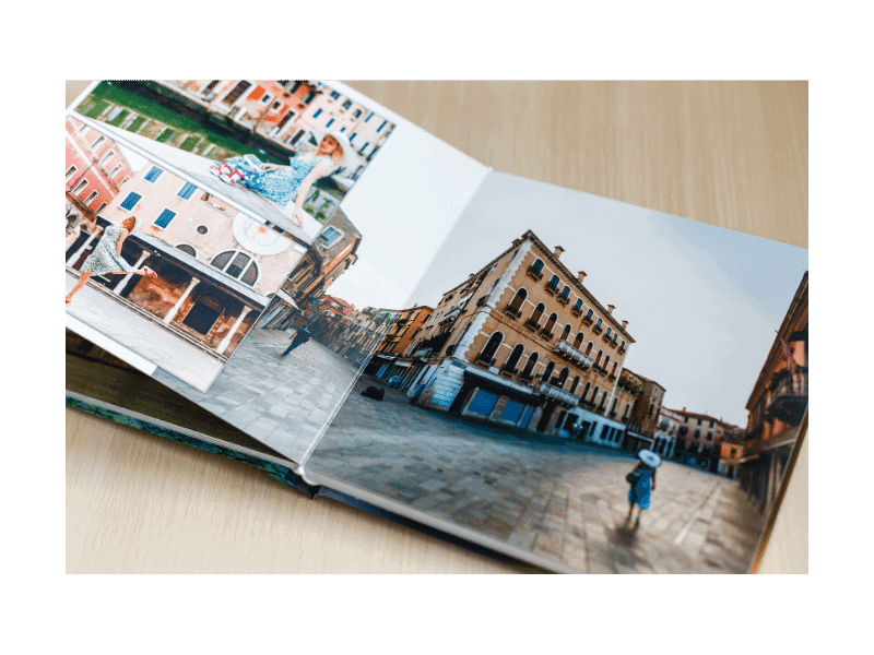 Make a photo book