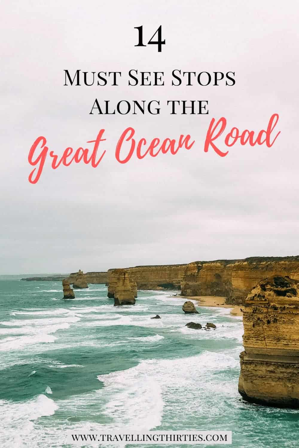 Three Day Great Ocean Road Itinerary