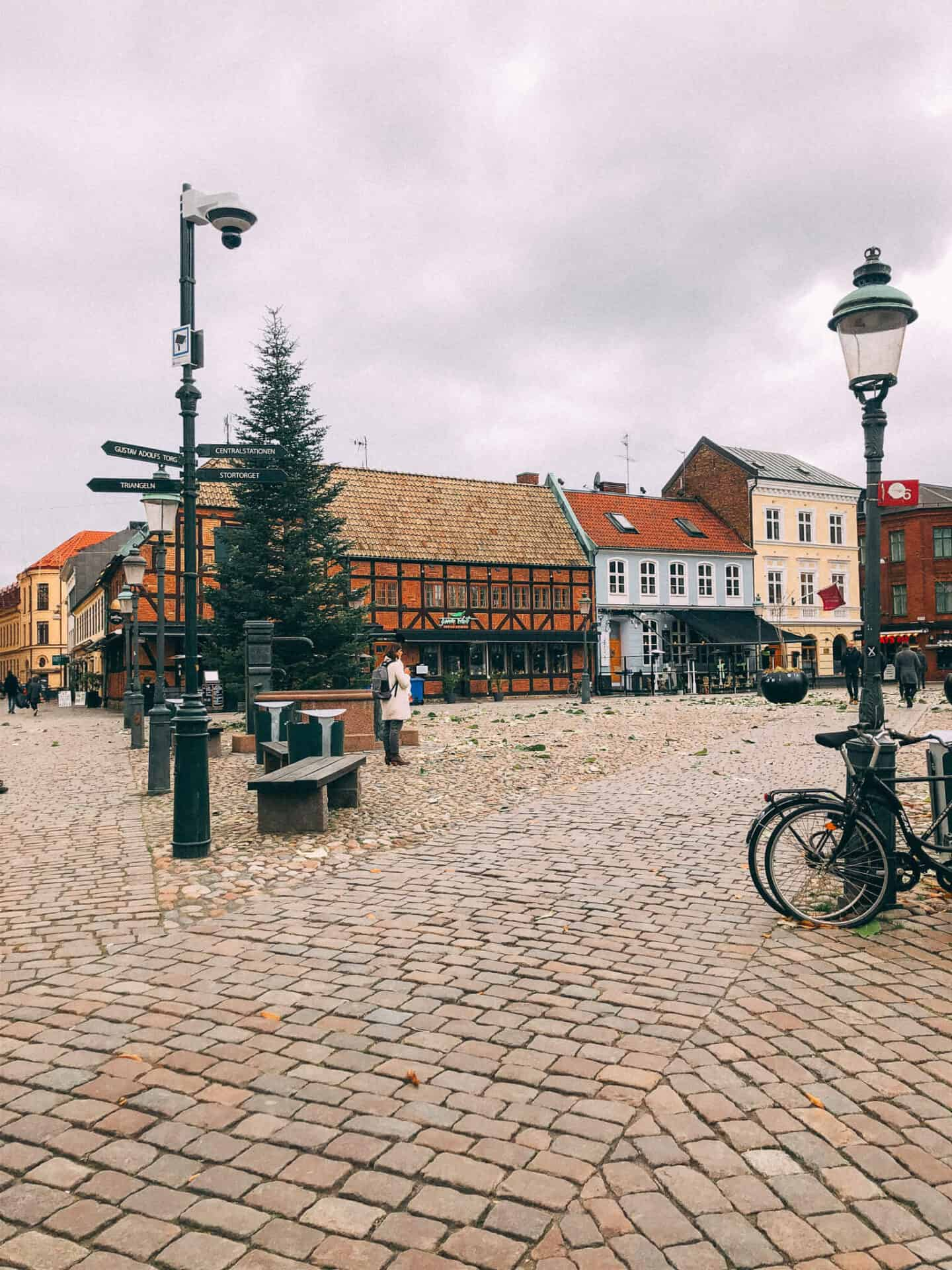Things to do in Malmö - visit the city square