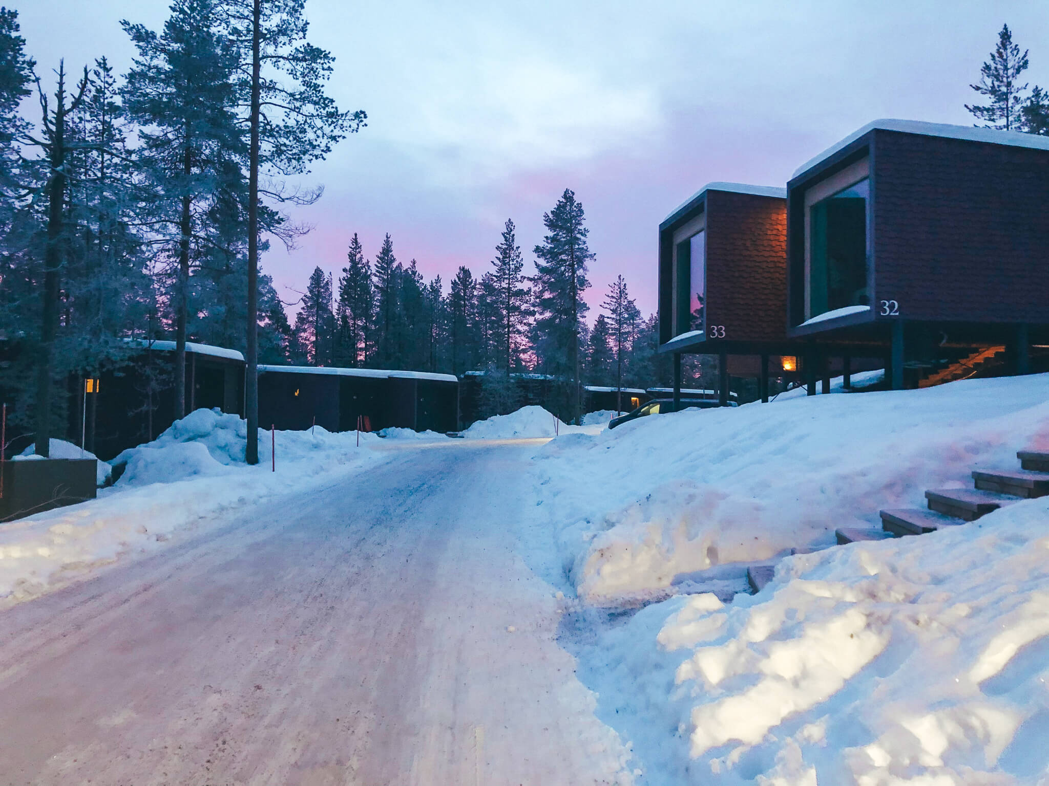 Arctic Treehouse Hotel Rovaniemi, Finland: The most beautiful hotel in the world