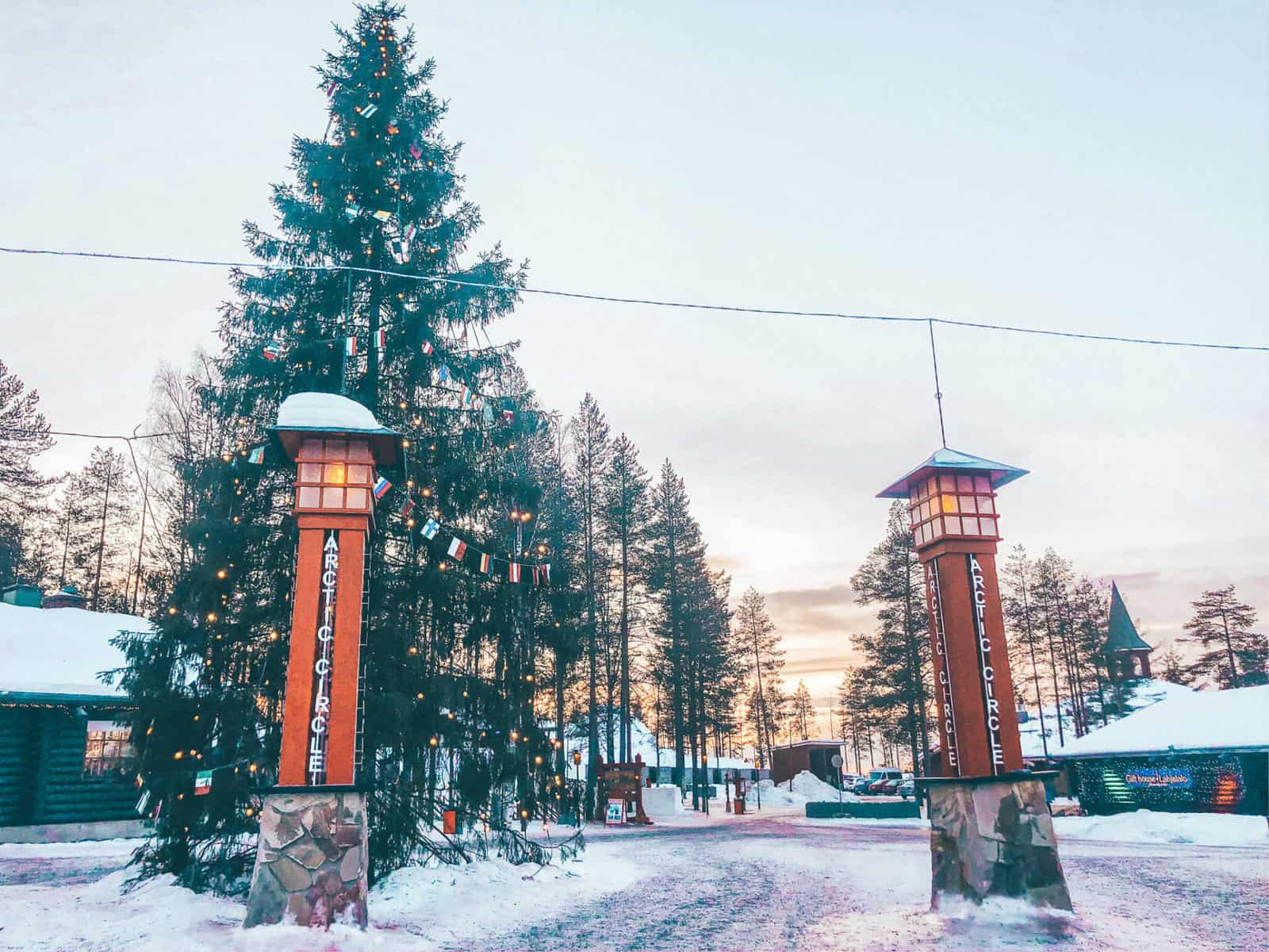 The Ultimate Guide to visiting Santa Claus village Rovaniemi