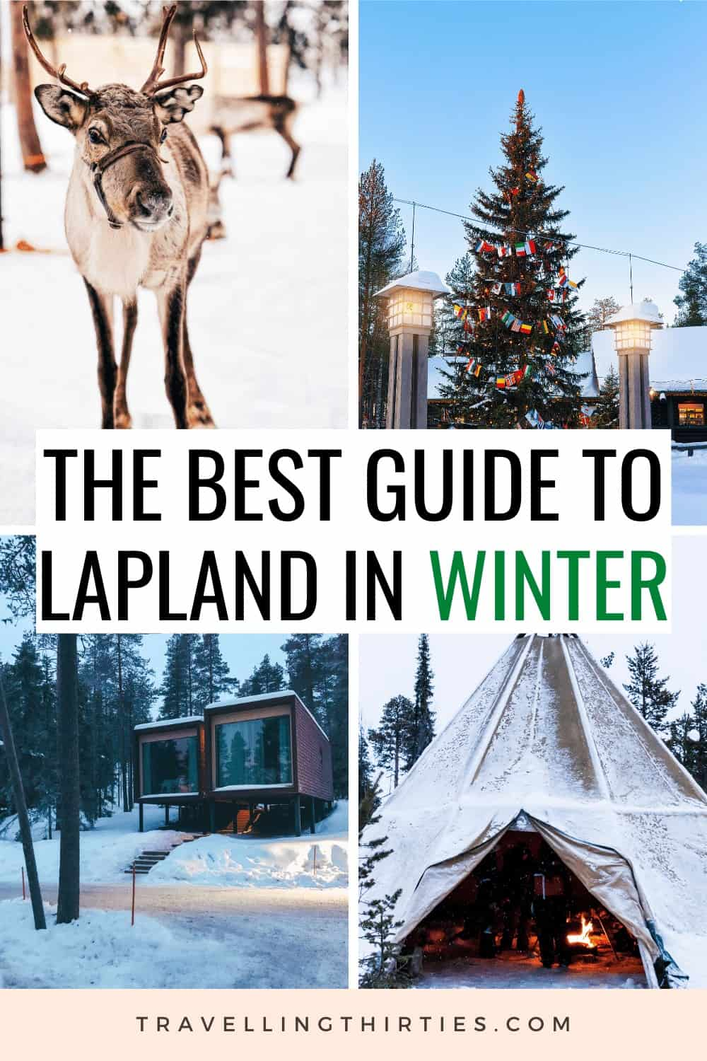 The Best guide to Finnish Lapland in Winter